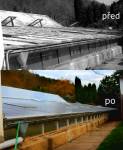 rekonstrukce skleníku